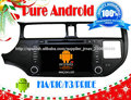 Puro Android 4.2 PARA KIA RIO spice 2012 coche DVD GPS con pantalla capacitiva Multi Touch, 1GHz de doble núcleo