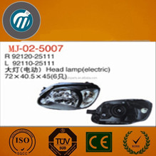 HEAD Lamp Lamp for Hyundai ACCENT2003-2005 ELECTRIC HOT