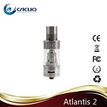 Mejor venta de atlantis aspire v 2, atlantis 2.0 del tanque, aspire 2 atlantis con flujo de aire nuevo