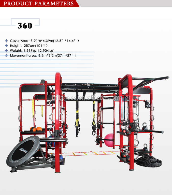 multi purpose exercise machine
