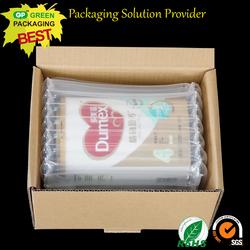 no quoin milk powder bag with 11 air columns