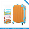 Cheap customized Universal luggage trolley travel bag
