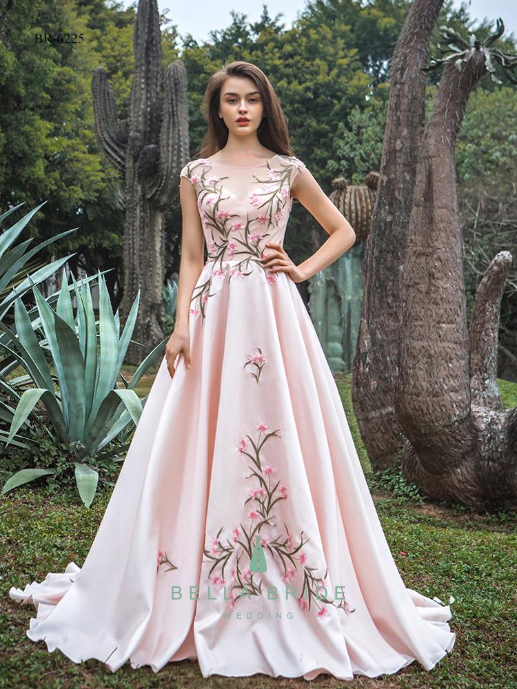 Traditionnelle jewel décolleté robe de soirée <span class=keywords><strong>asiatique</strong></span> mère de mariée robe de soirée pour les mariages