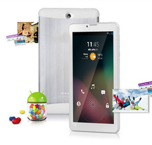 Cheapest Dual Core 7inch DDR 512MB Android Tablet pc, 1024*600 Screen 3G Tablet With FM Bluetooth GPS
