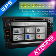 """Xtrons 7"""" PX71OLO-B Touch Screen car dvd navigation for Opel Astra with canbus built-in radio tuner and WIFI 3G"""