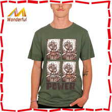 Personalized with top quality original made in peru t shirts in simple design