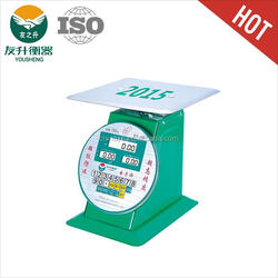 Heavy Duty electronic Weighing apparatus stainless Color Digital Spring Scale with New Design ,CE big LCD / LED display