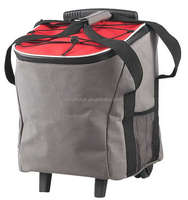Cheap special green soft disposable cooler bag