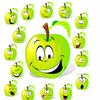 alibaba china crunchy fruit snacks/ Palarich apple crisps197