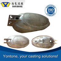 Yontone Mill Safe Payment A356 ZL102 AlSi12Fe AlSi9Cu3 A380 ADC12 electric generator prices aluminum die casting motor covers
