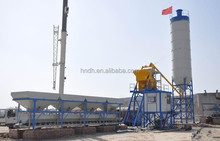 HZS35 concrete mixing station/plant for Indonesia