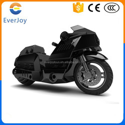 2015 New Black Electric Remote Control Motorcycle