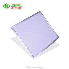 CE ROHS, PSE, SAA high lumens High quality 100lm/w 600x600 36w LED panel light with high CRI from professional factory