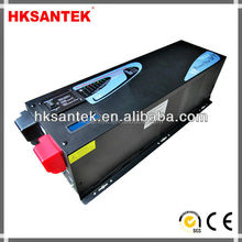 PSW7 Series Single Phase Pure Sine Wave DC-AC Power Inverter 6000w With Battery Charger
