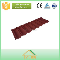 Hot selling Stone coated roofing shingles prices with good quality
