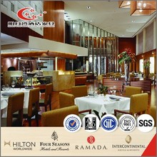 modern hotel restaurant dinning table and chair