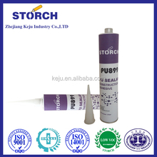 Polyurethane adhesive sealant, Specially for side glass direct assembling
