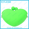 Small Cute Silicone Coin Purse/Wallet With High Quality