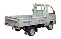 4.0kw EEC Mini Electric Vehicle