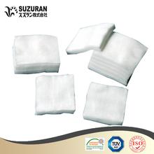 Square Cotton pad 6cmx7cm 230gsm cosmetic square makeup pad
