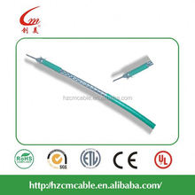 china supplier cca cat5 ftp network lan cable with Solid Copper Conductor
