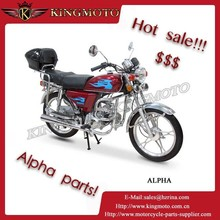 Chongqing Alpha parts 50cc Moped Mini Motorcycles with EEC