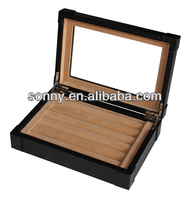 Wholesale Decorative Cost-effective High Quality PU Ring Collection Box Mother's Day Gift 2014