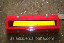 traffic safety parking lock road safety parking lot Manufacture in China triangle Parking Lock