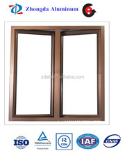 ordinary casement aluminium window
