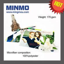 Custom print microfiber glasses clean cloth lens leaning cloth