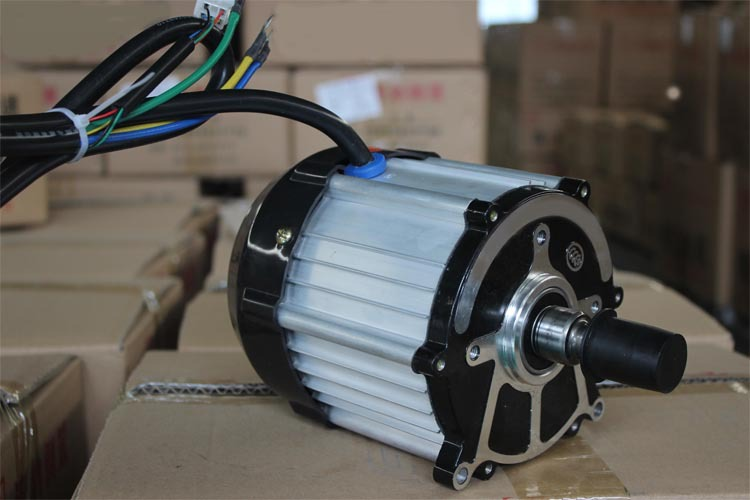 Hub Motor Price 220v High Torque Low Rpm Electric Motor For Vehicle 48v 60v 500w 3000r Min