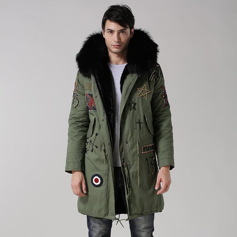 Veste Homme Fashion Grand Col