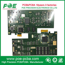 8 Layer Immersion Gold PCB Printed Circuit Board Assembly