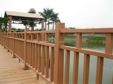Outdoor Fence and Rail, Anti-UV, Low Maintenance Cost