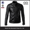 Motorcycle Style Men Leather Jackets From China Factory, Custom Mens Jackets Leather