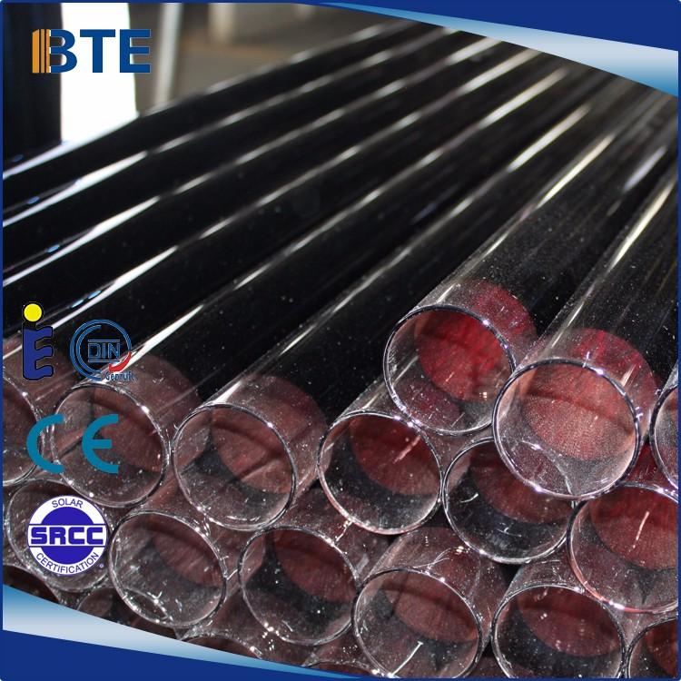 Venda quente de alta qualidade CE certificado atacado todo o vidro evacuou os tubos
