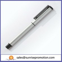 Promotional OEM Copper Silver Pen Ballpoint