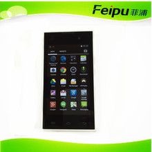 4.0 inch smart dual camera dual SIM dual standby rugged smart phone with GPS Android phone