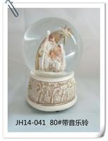Best burlap christmas stockings gifts 2015 customized chrsitmas 8cm glass snow globe