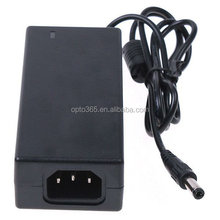 Safety 60w Desktop Power Adapter With IEC320 C6 C8 C14 AC Inlet Connector