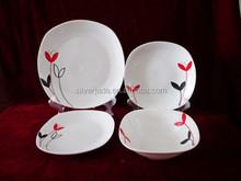factory directly wholesale porcelain children's dinnerware set
