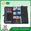 Printed Travel Bags Leather Toilet Bag