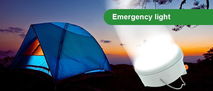 intelligent led emergency bulb