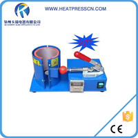 CE-approved Mug/cup heat transfer printing machine