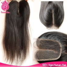 aliexpress hot selling 4x4inch natural looking straight free part lace closure