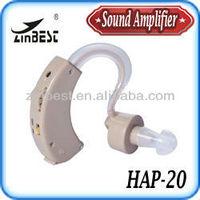 Analog hearing aid cheap BTE hearing aid HAP-20