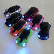 3D 2.4GHz Optical Wireless Car Model Mouse for Macbook
