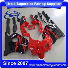 FFKHD028 Motorcycle Fairing Kits For CBR250RR MC22 1990-1999 Red Black