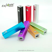 Wholesale aluminum case 5000mAh wifi power bank for all kinds of mobile phones