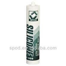 Rapid Acidic RTV Silicone Sealant